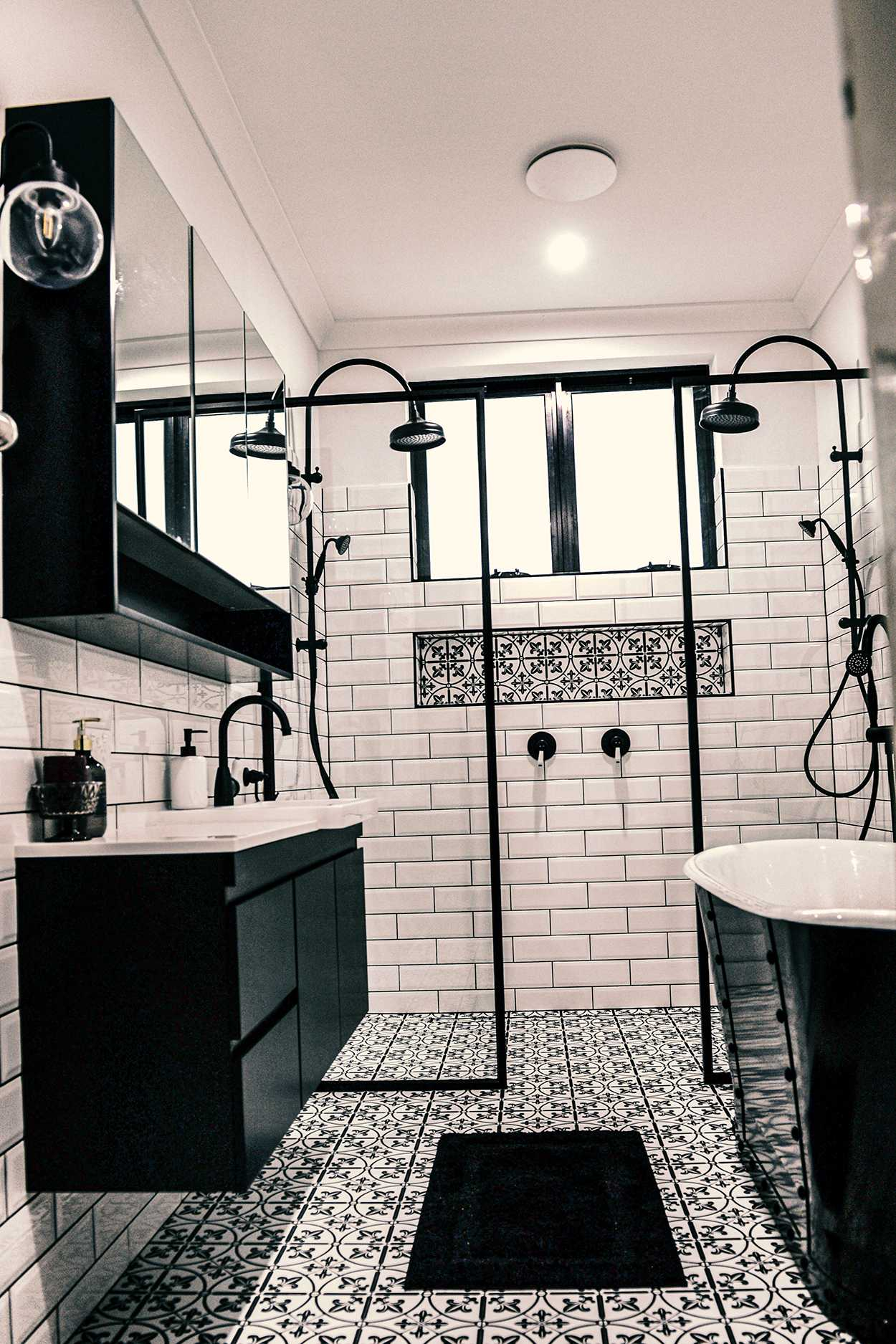 complete bathroom renovations in perth