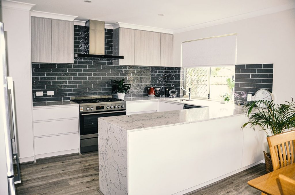 luxury kitchen renovations in perth