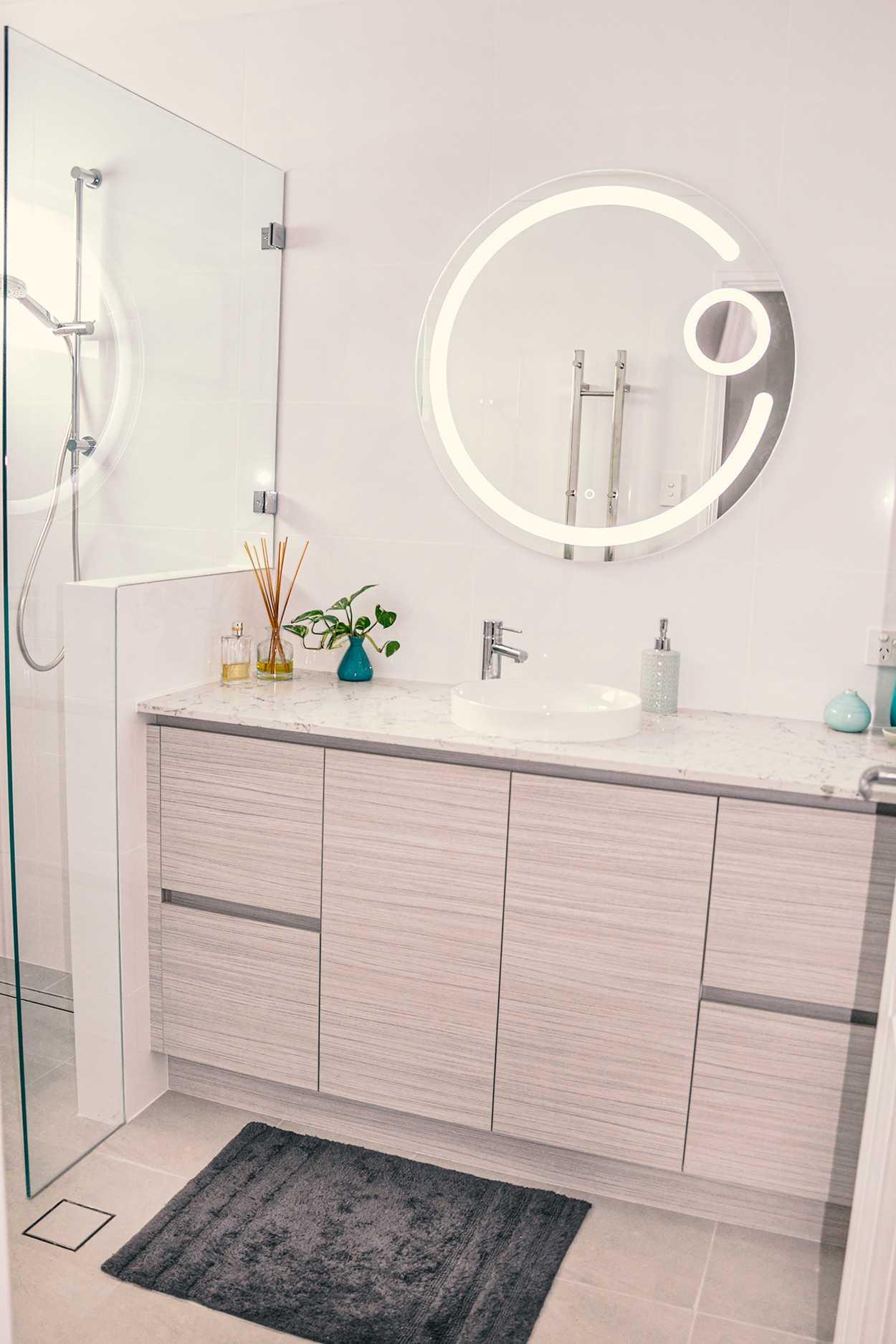 modern bathroom vanities in perth