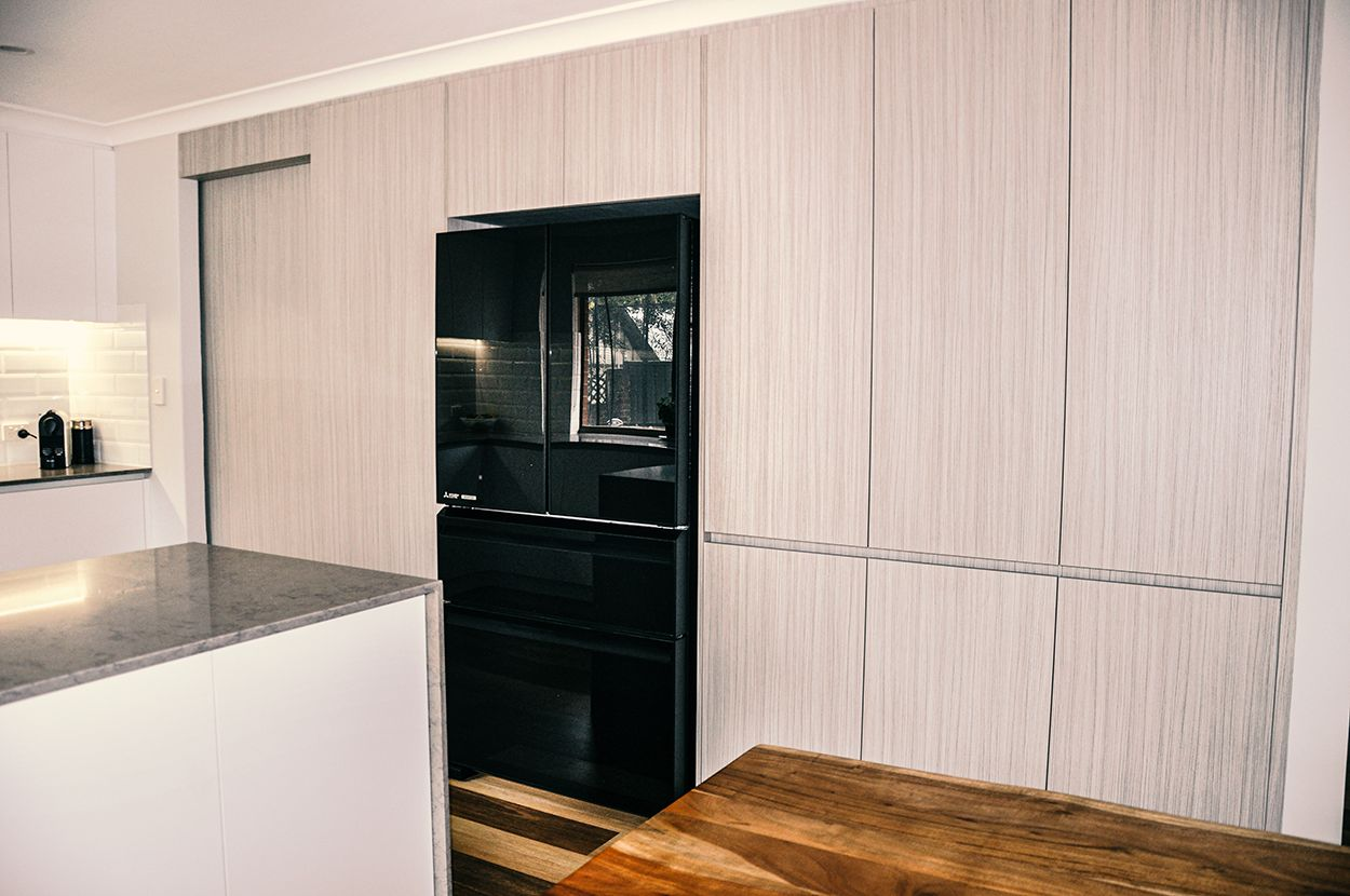 modern and luxury kitchen cabinets in perth